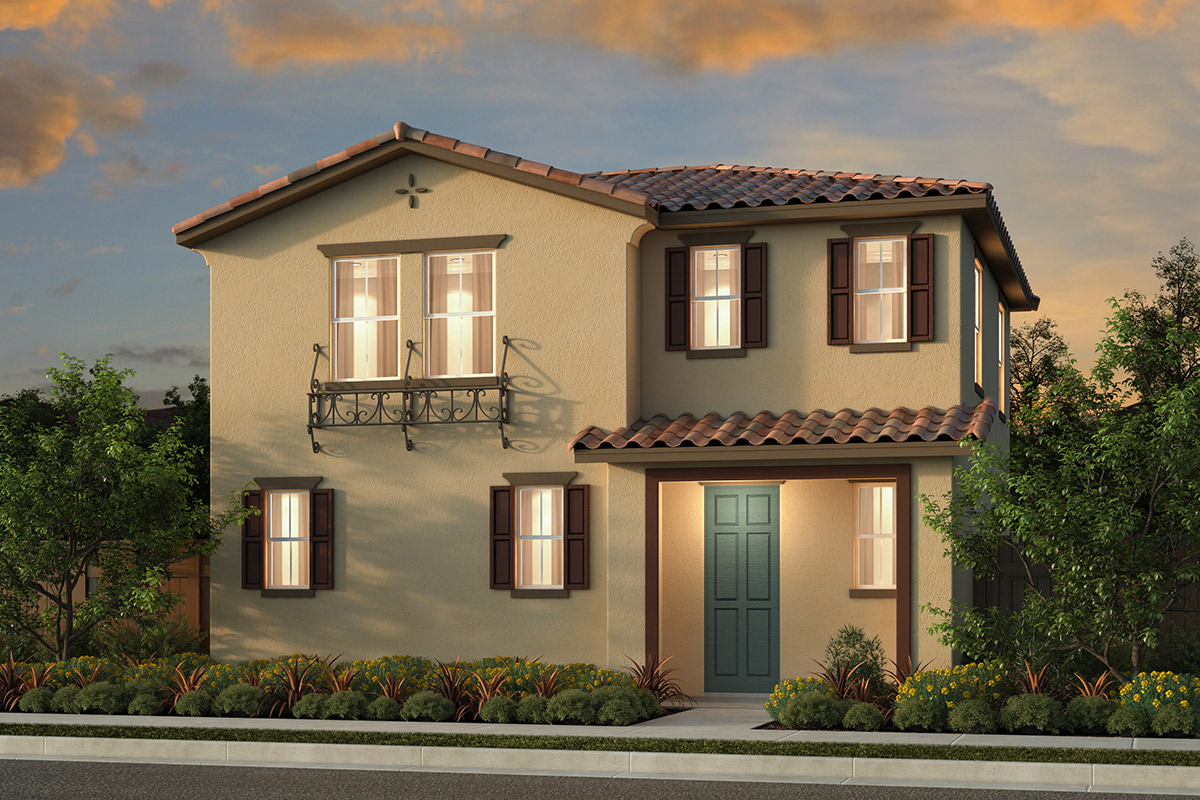 New KB quick-move-in homes available at Bridgewater in Sacramento, CA.  is one of many quick-move-in homes to choose from.