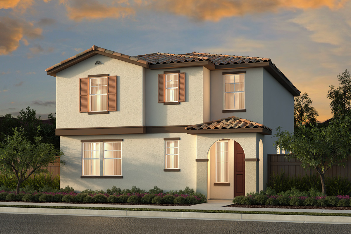 New Homes in Sacramento, CA - Bridgewater Plan 2334 Elevation A