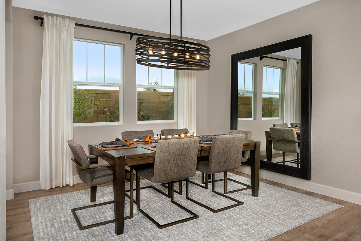 New Homes in Roseville, CA - Cadence at WestPark Plan 2620 Flex