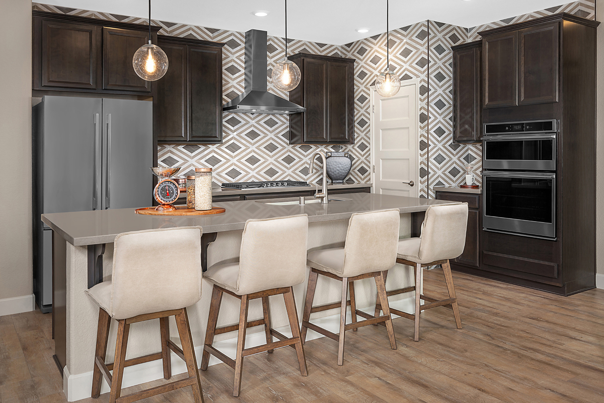 New Homes in Roseville, CA - Cadence at WestPark Plan 2620 Kitchen