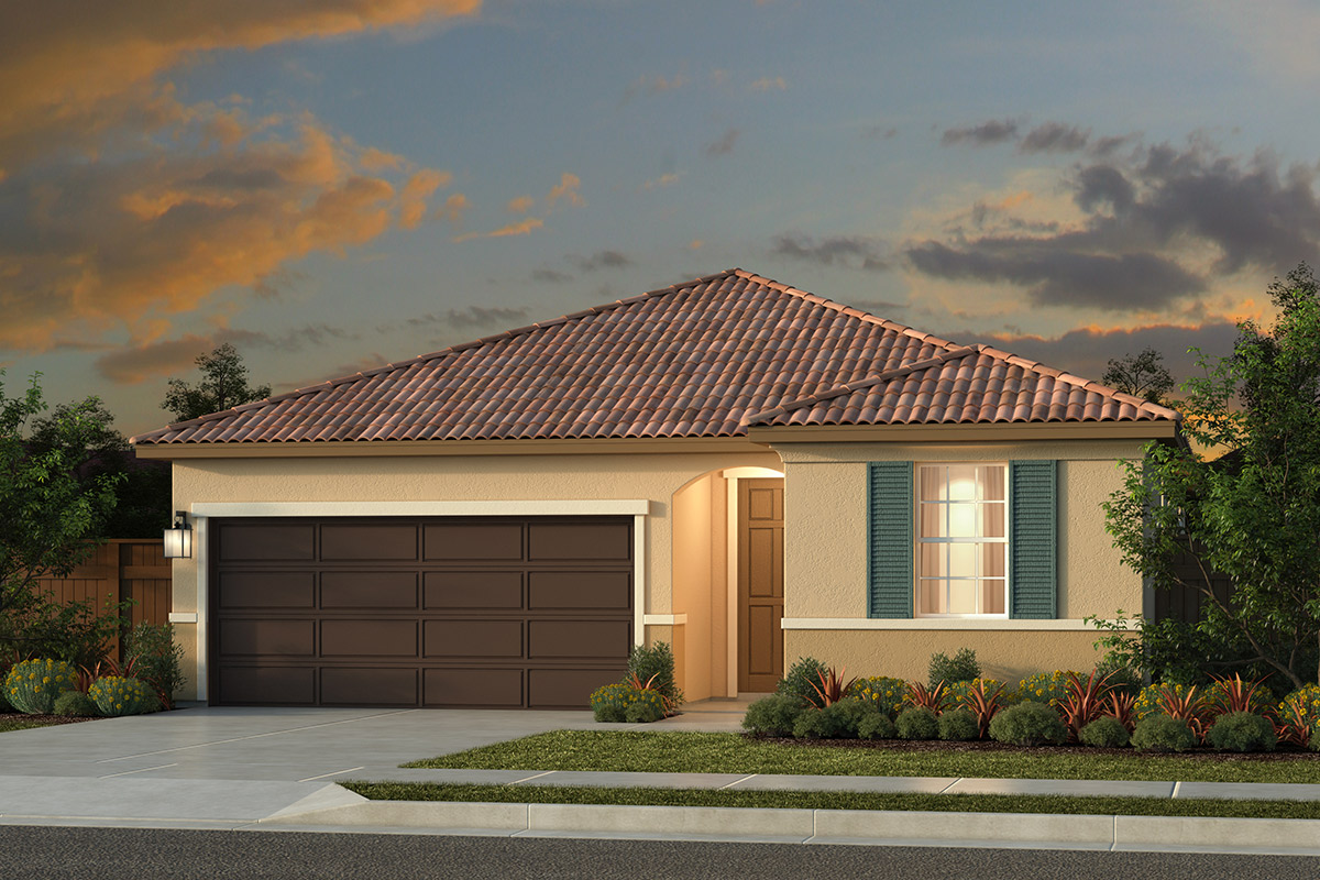 New Homes in Roseville, CA - Plan 1654 - Italianate Elevation (C)