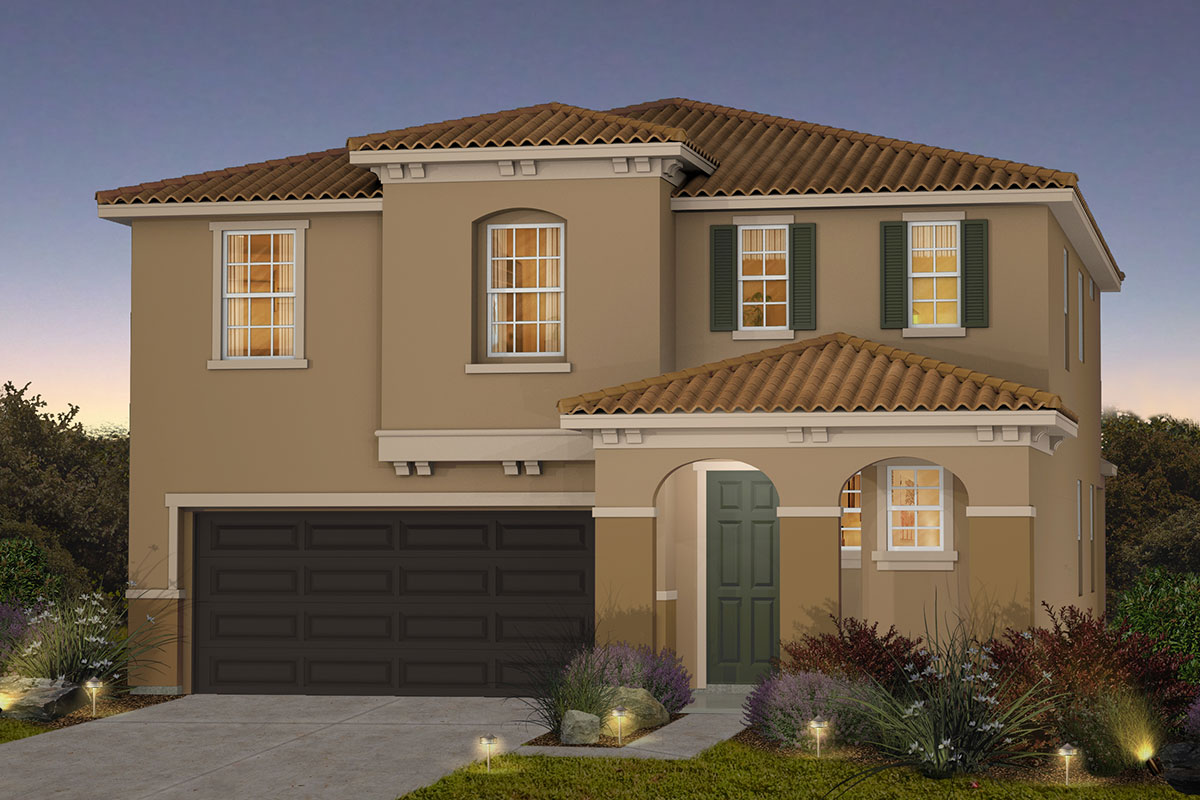 New Homes in Roseville, CA - Cadence at WestPark Plan 2137 C