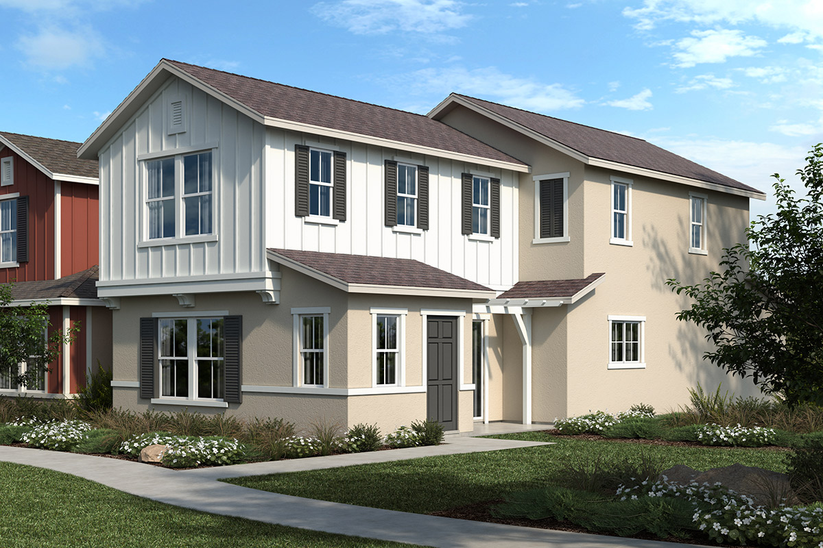 New Homes in Citrus Heights, CA - Plan 1508