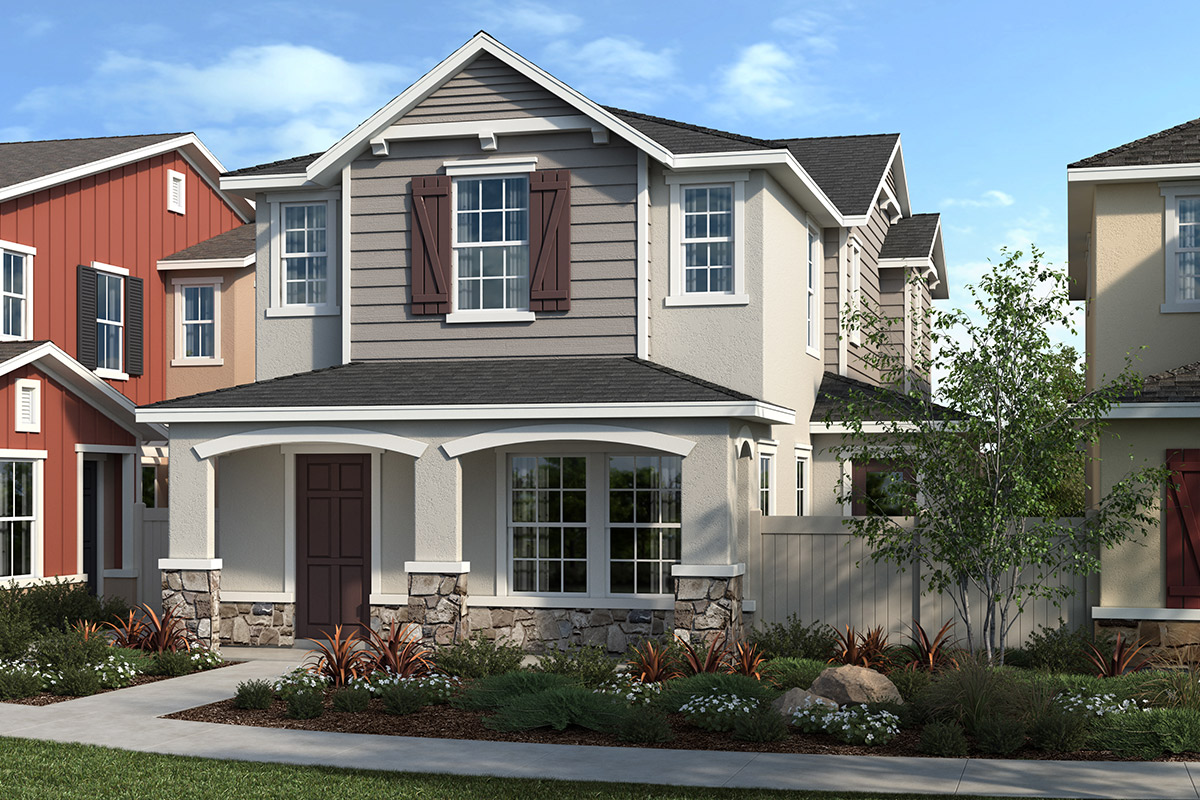 New Homes in Citrus Heights, CA - Plan 1628