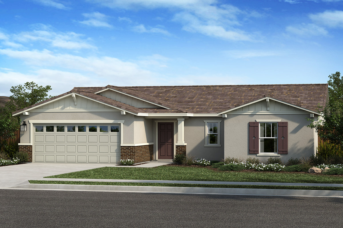 New Homes in Lincoln, CA - Plan 1608
