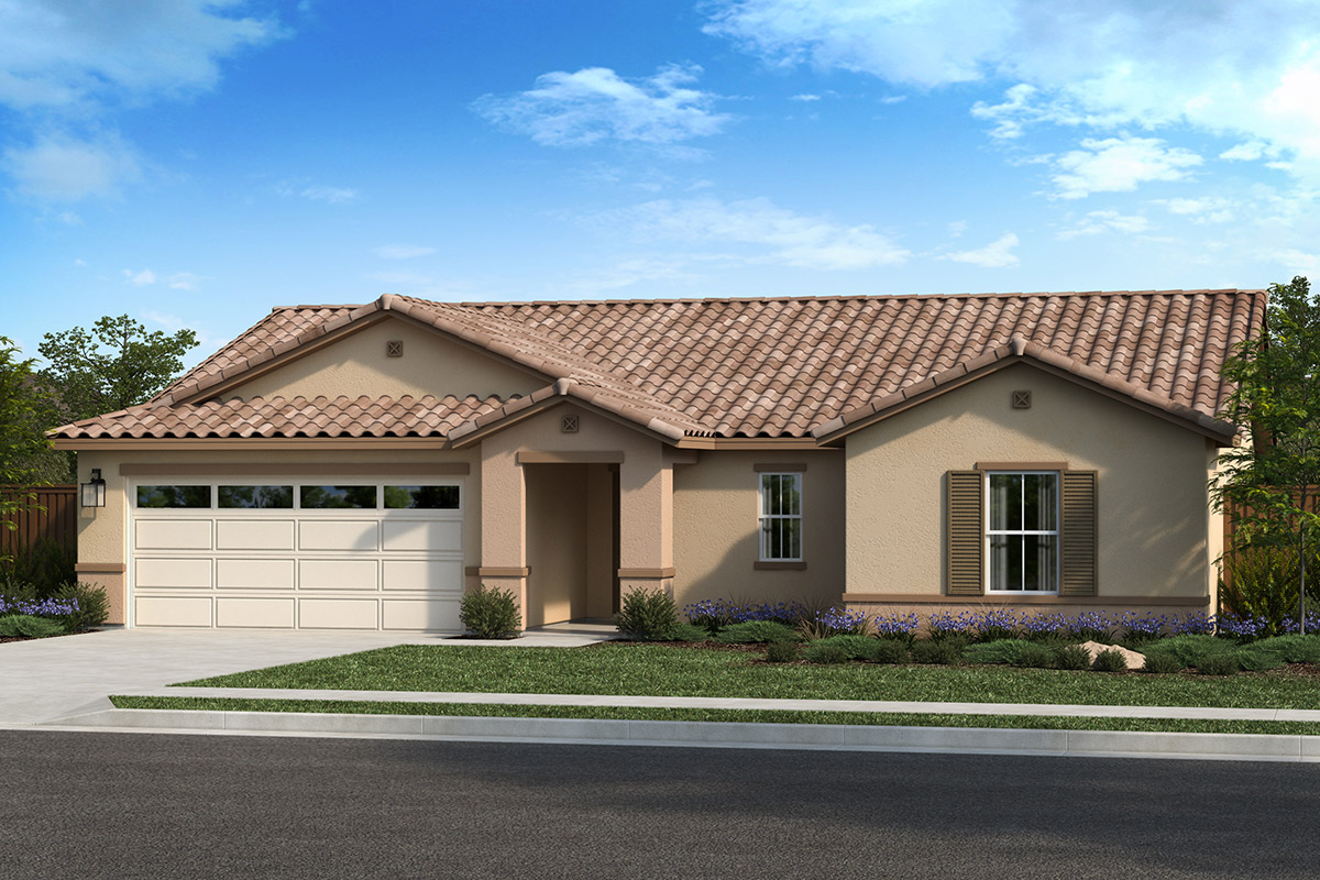 New Homes in Lincoln, CA - Elevation E