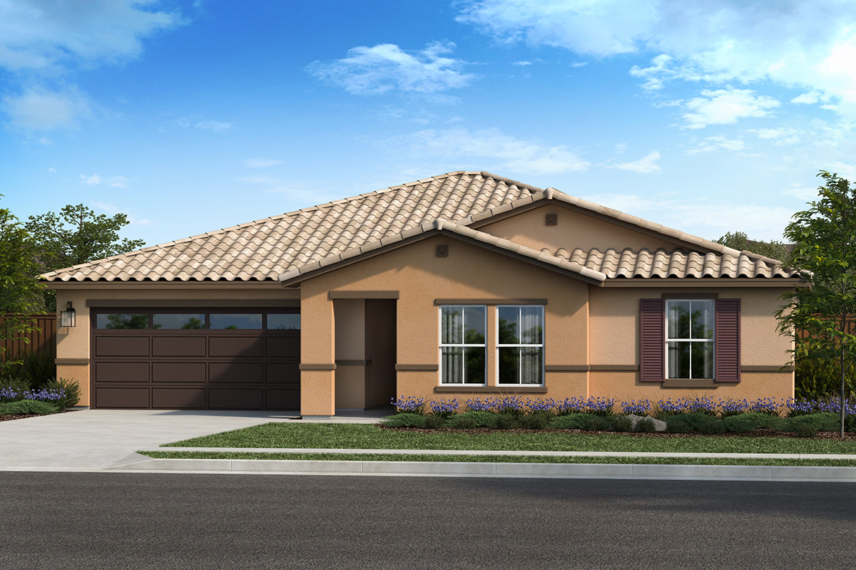 New Homes in Lincoln, CA - Plan 2050