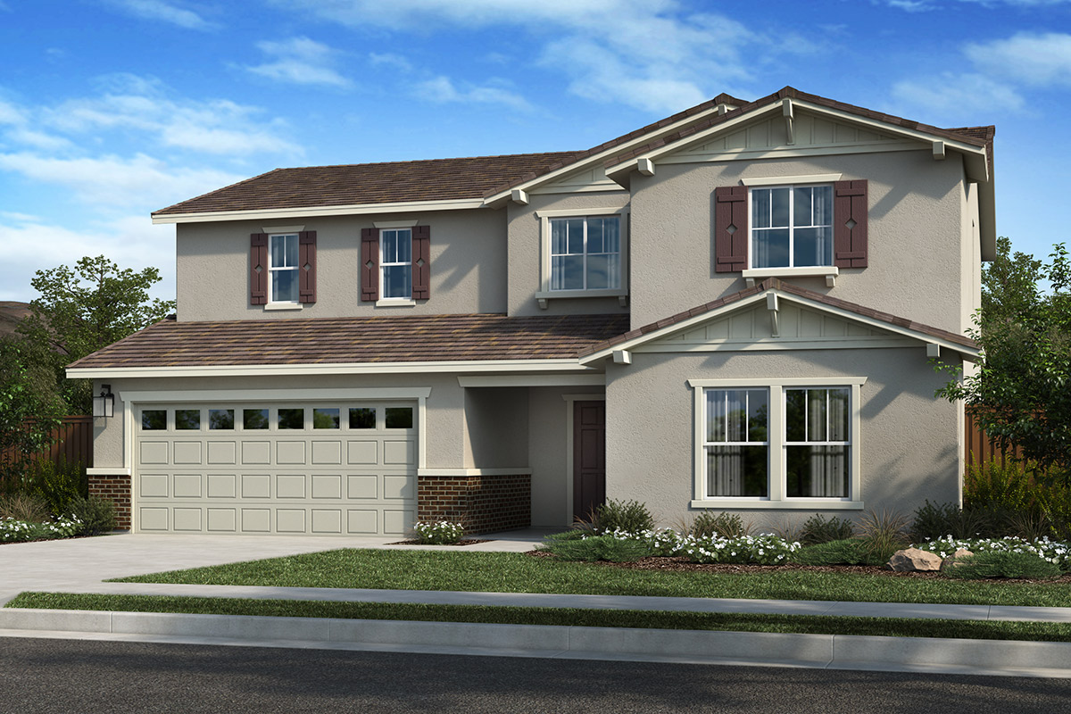 New Homes in Lincoln, CA - Plan 2622