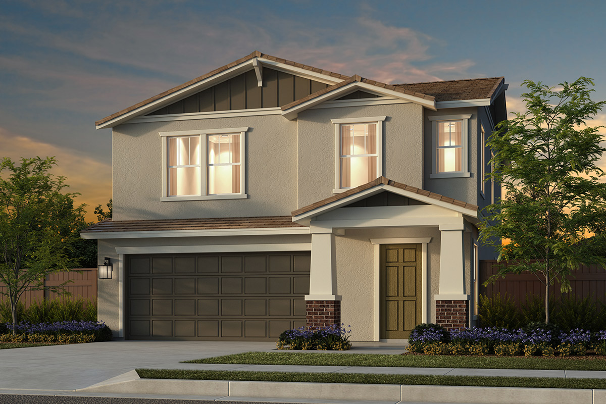 New Homes in Folsom, CA - Plan 1654