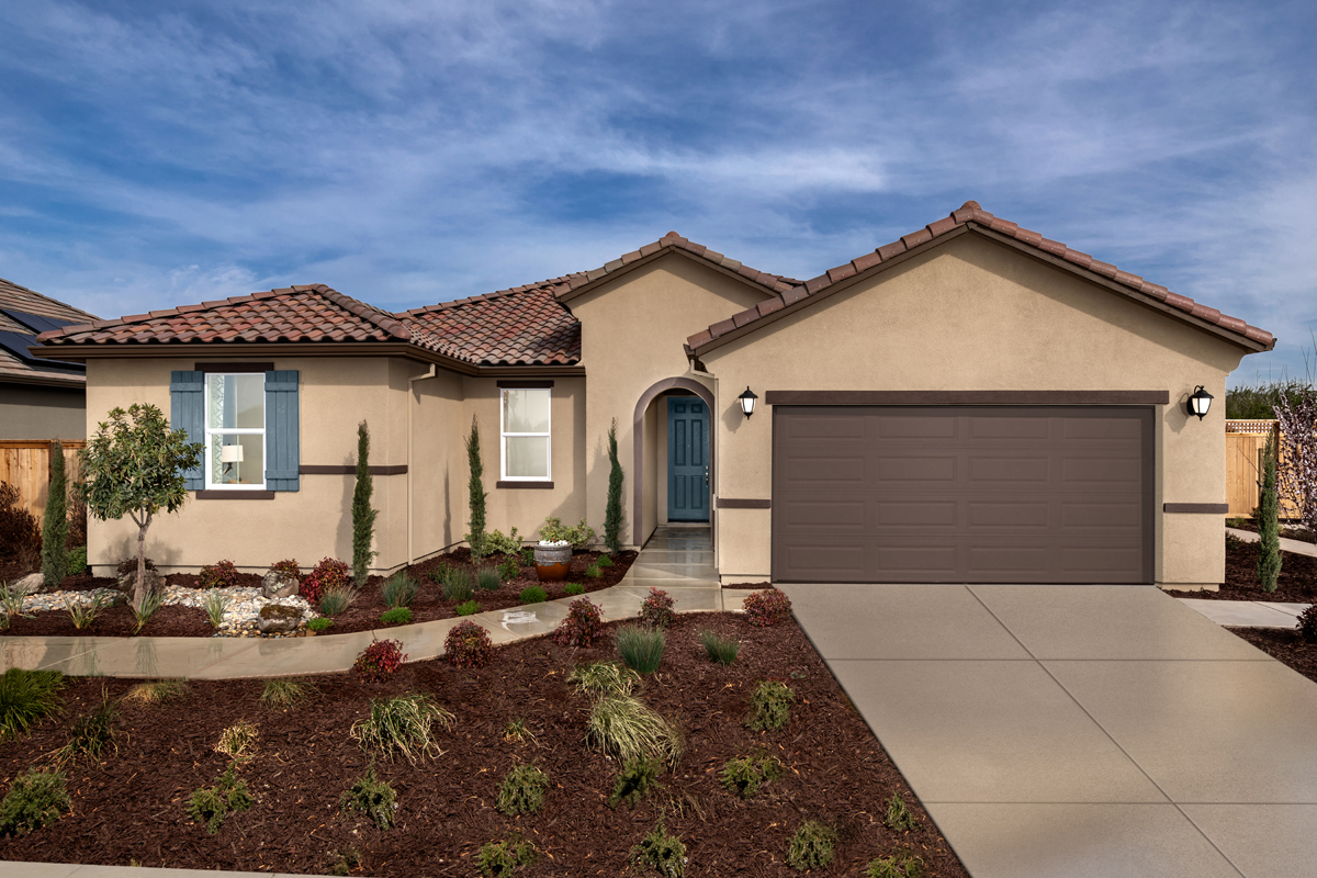 New Homes in Hughson, CA - Fieldstone Plan 1779