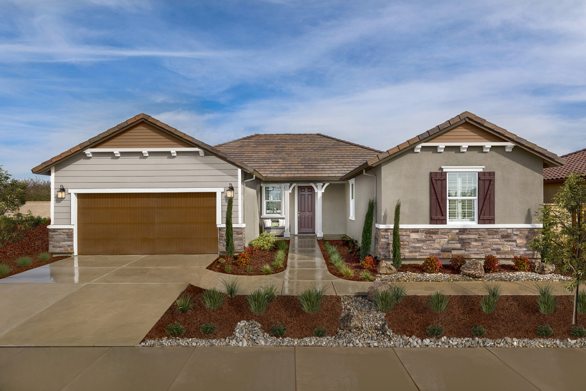 New Homes in Hughson, CA - Fieldstone Plan 1996