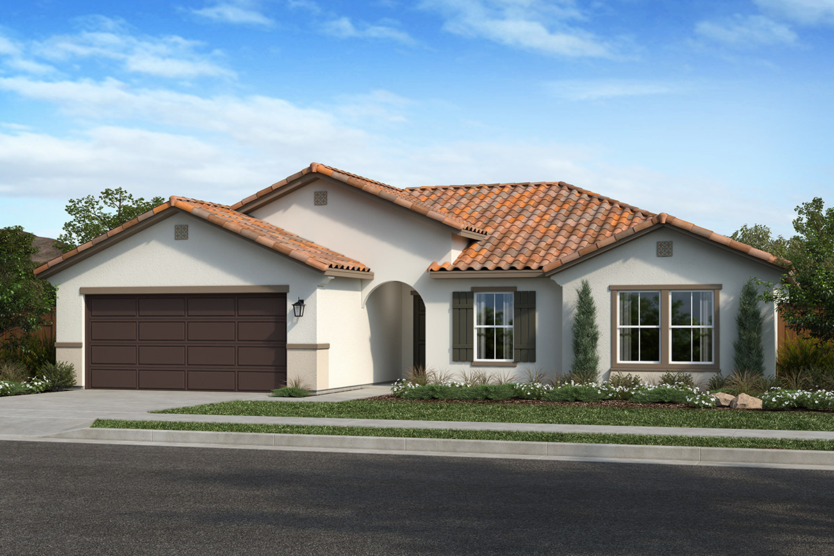 New Homes in Hughson, CA - Elevation A