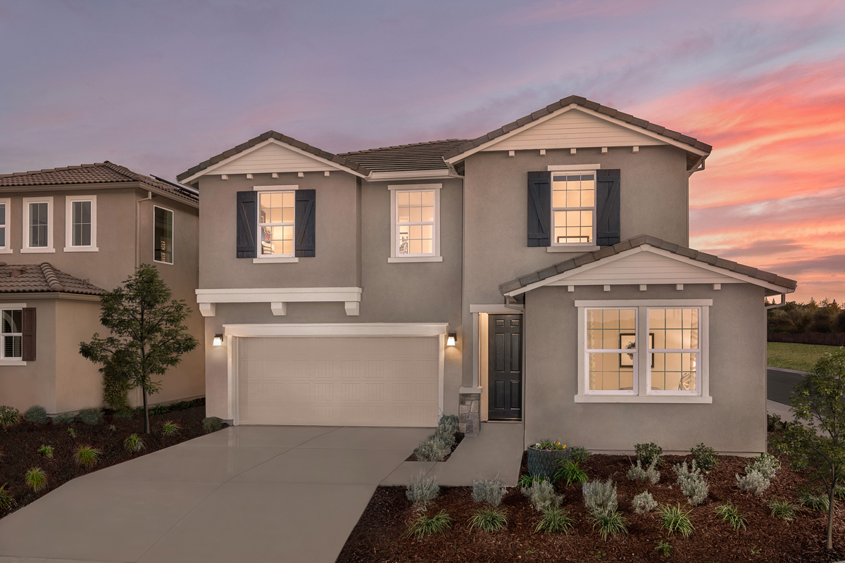 New Homes in Rocklin, CA - Plan 2159 Modeled