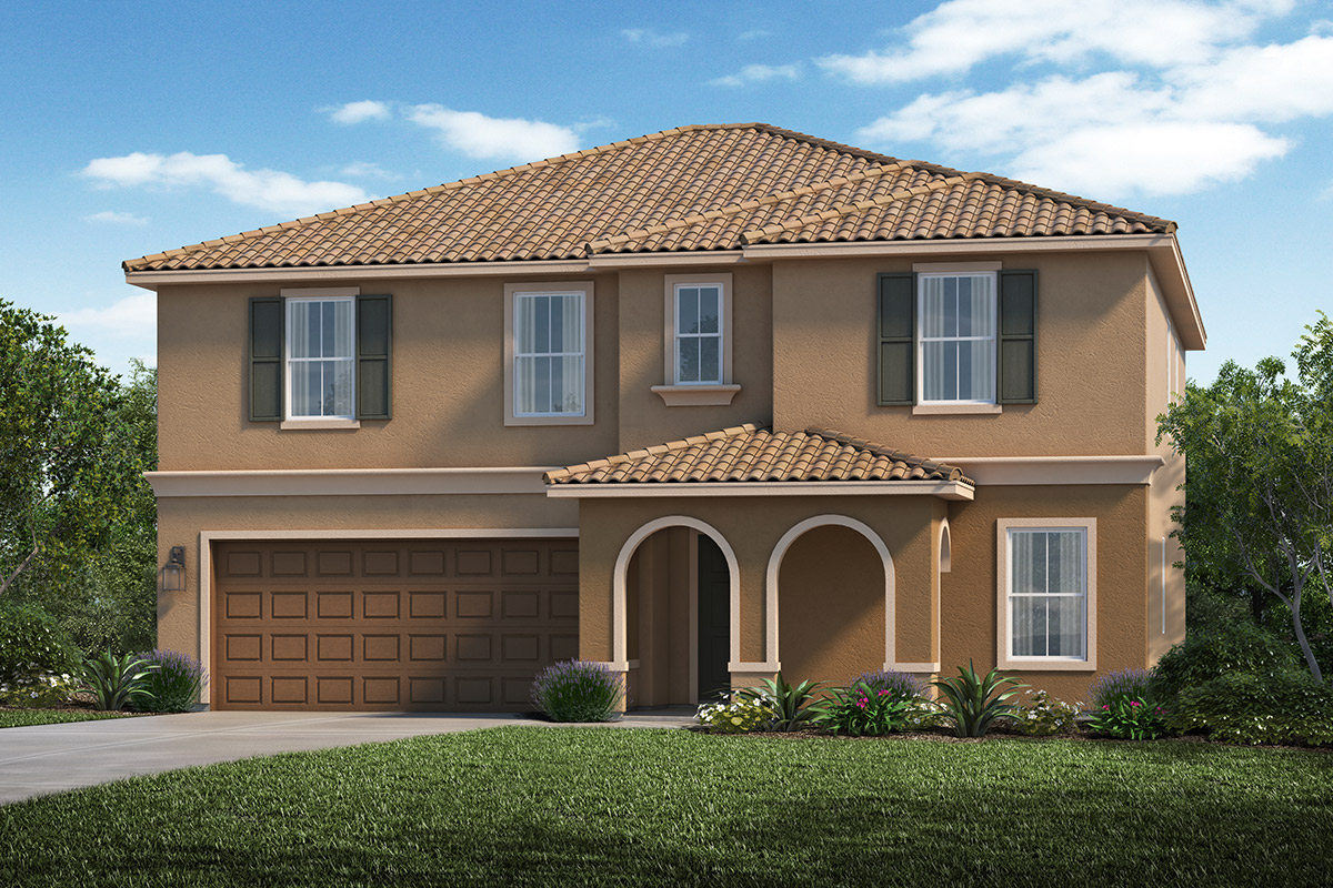 New Homes in Rocklin, CA - Elevation C