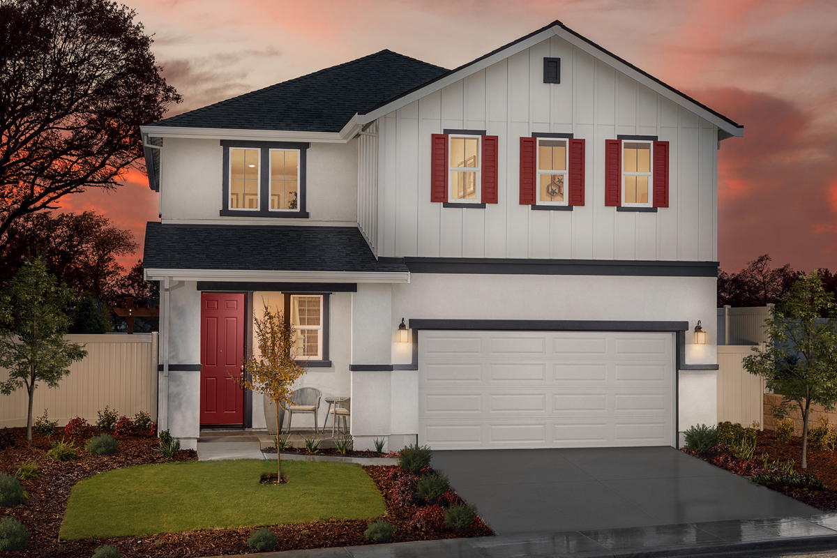 New Homes in Citrus Heights, CA - Heritage at Mitchell Village Plan 2156