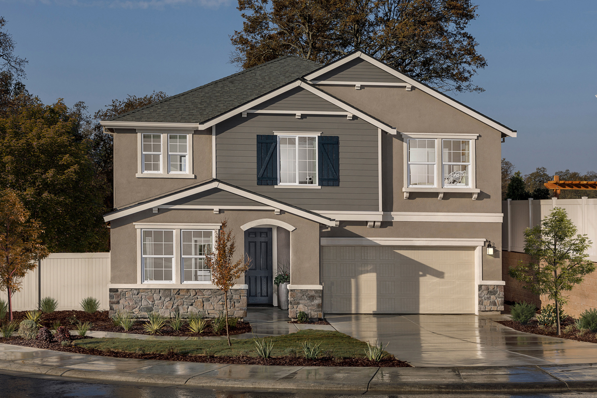 New Homes in Citrus Heights, CA - Plan 2385 Modeled