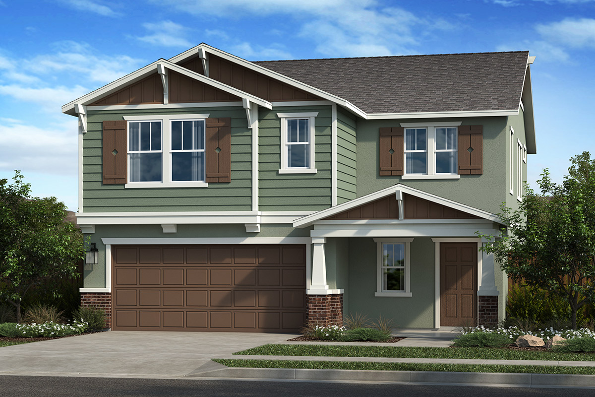 New Homes in Citrus Heights, CA - Elevation B