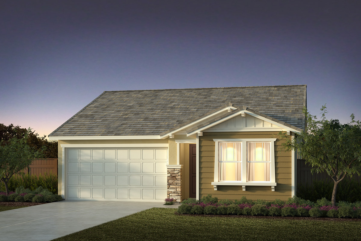 New Homes in Sacramento, CA - Plan 1