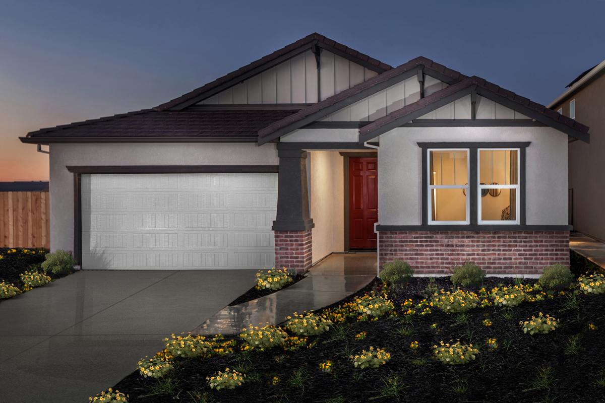 New Homes in Stockton, CA - Plan 2188 - Modeled
