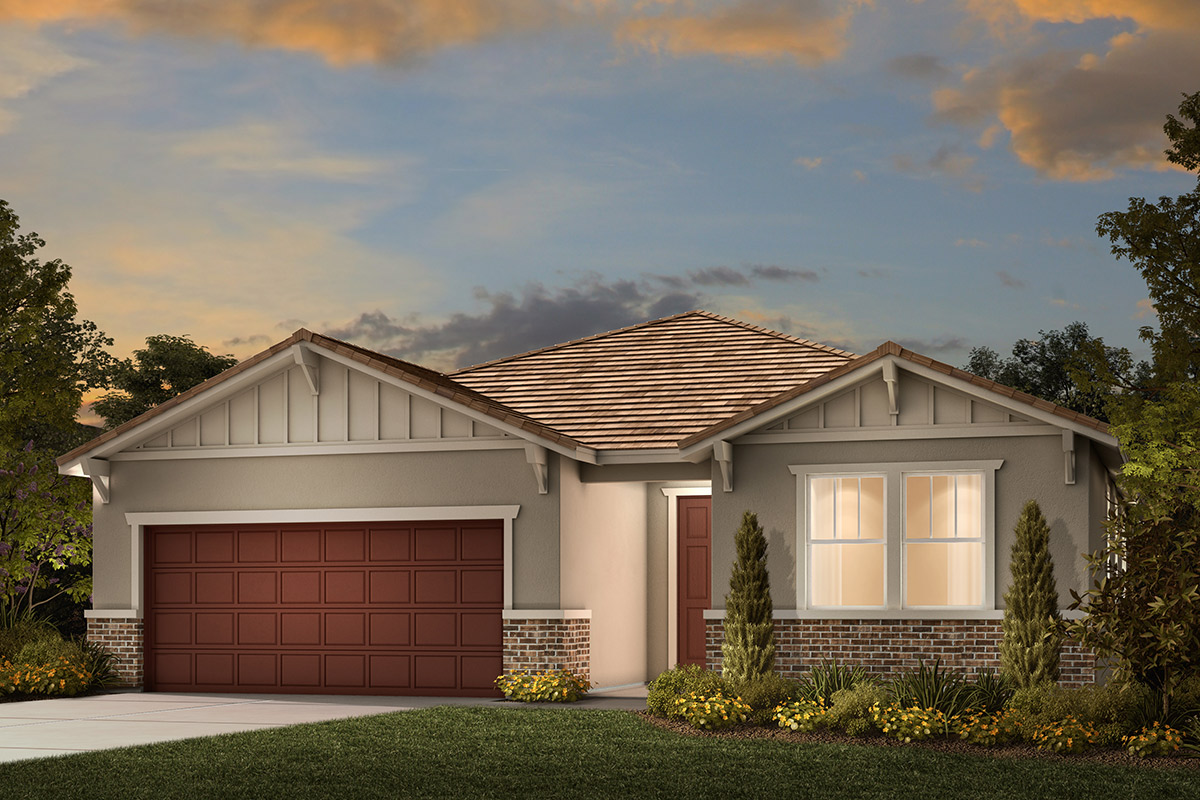 New Homes in Stockton, CA - Plan 1925 B