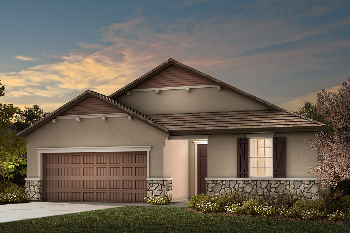 New Homes in Stockton, CA - Plan 1925 D