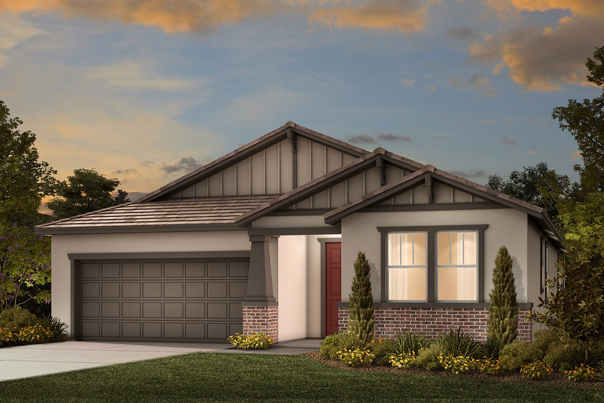New Homes in Stockton, CA - Plan 2188 B