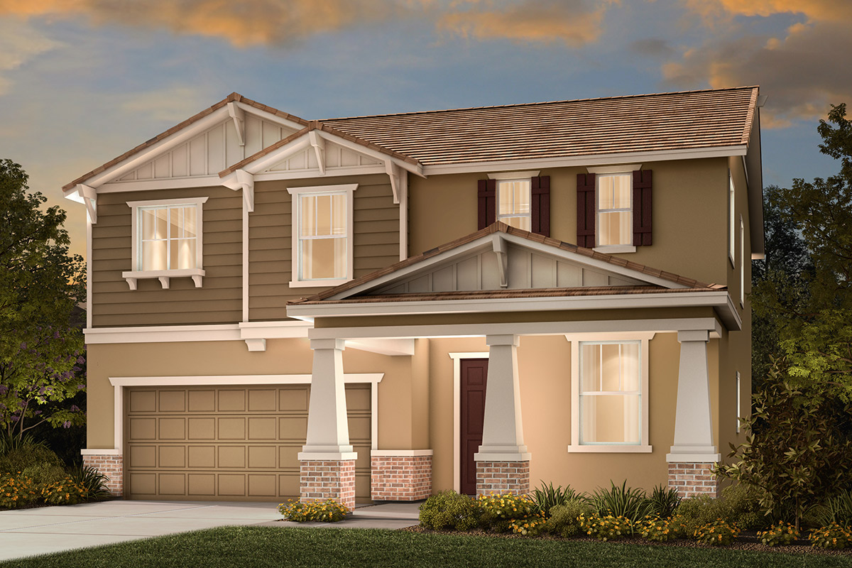 New Homes in Stockton, CA - Plan 2376 B
