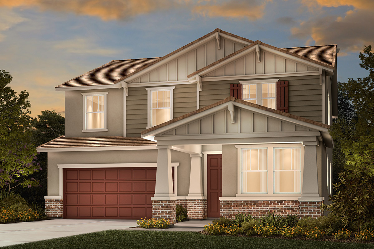 New Homes in Stockton, CA - Plan 2674