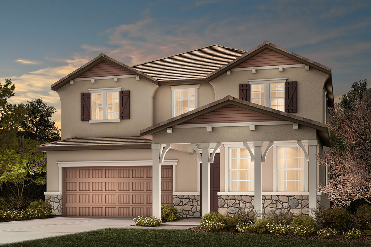 New Homes in Stockton, CA - Plan 2674 D