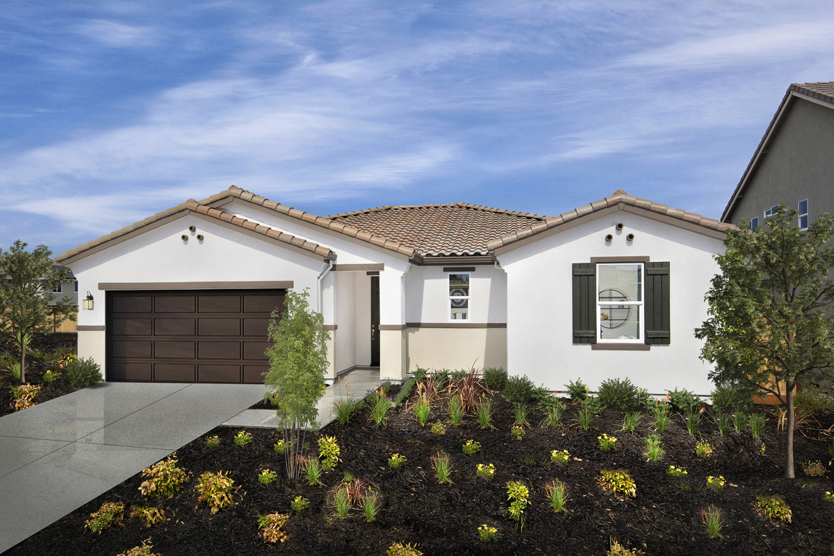 New Homes in Rocklin, CA - Plan 1860 - Elevation A Spanish