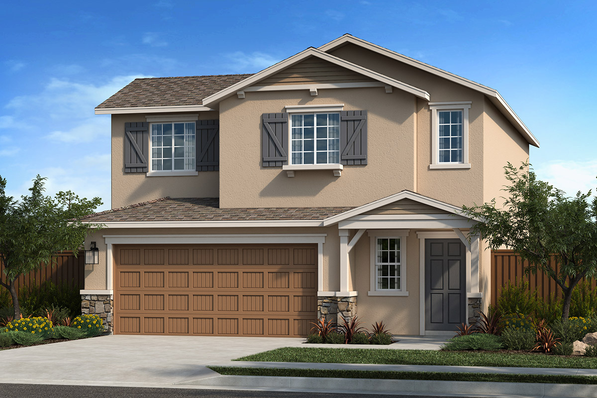 New Homes in Citrus Heights, CA - Plan 1583