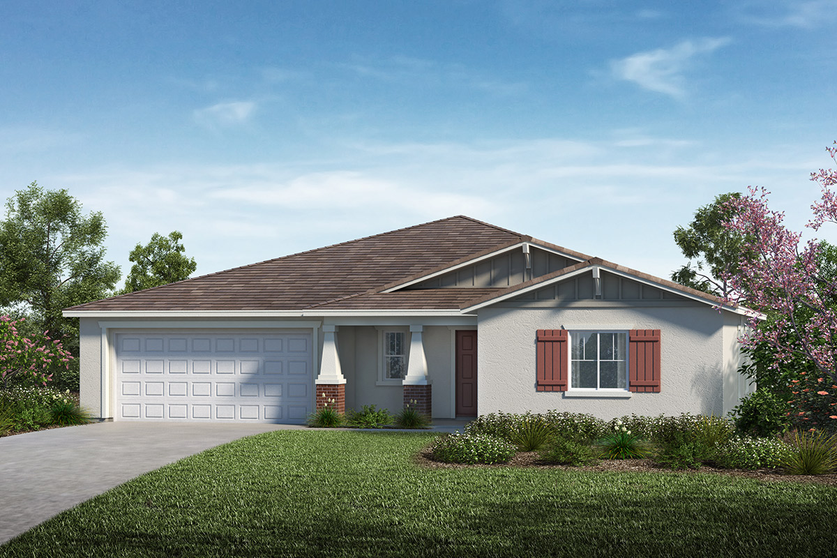 New Homes in Lathrop, CA - Elevation B