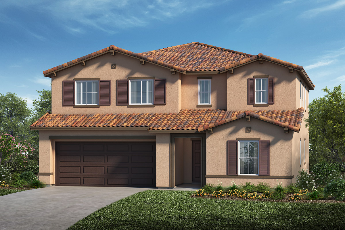 New Homes in Lathrop, CA - Plan 2847