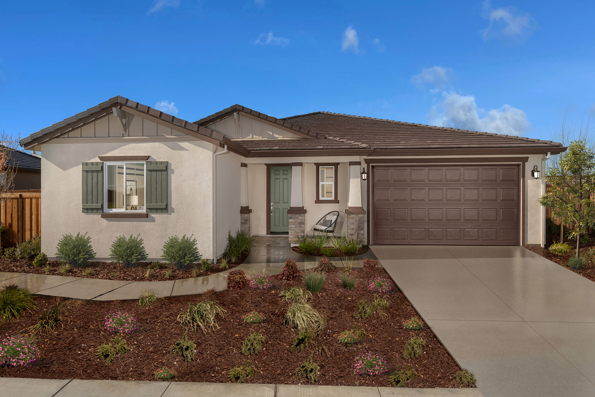 New Homes in Lathrop, CA - Riverchase at Stanford Crossing Plan 2207