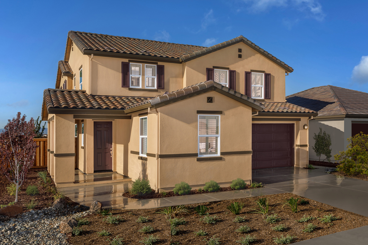 New Homes in Lathrop, CA - Plan 2648 Modeled