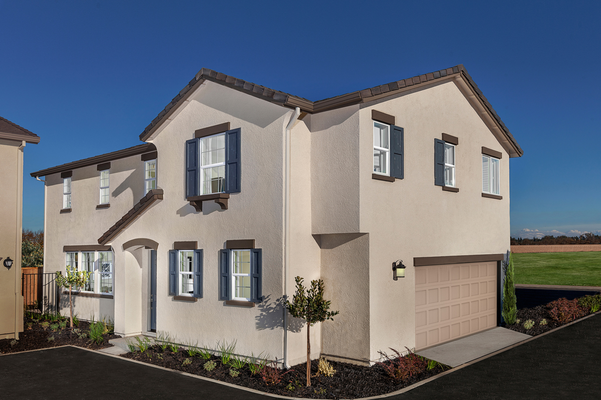 New Homes in Elk Grove, CA - Sheldon Terrace Plan 1787