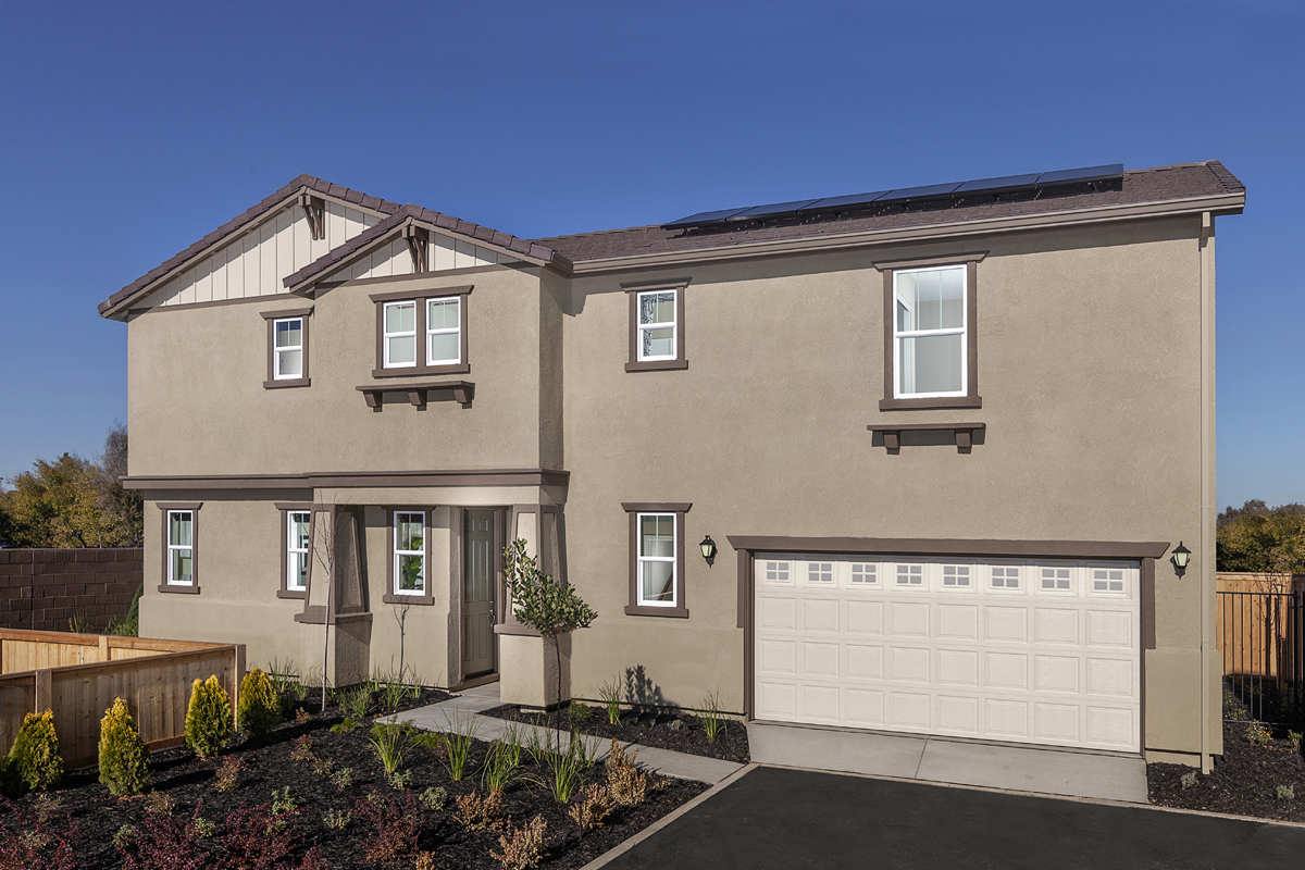 New Homes in Elk Grove, CA - Plan 1853 Modeled