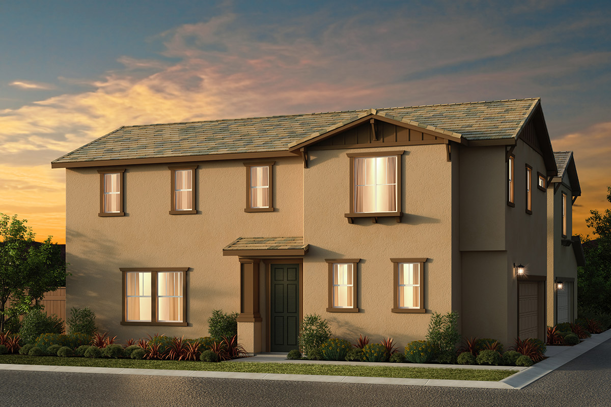 New Homes in Elk Grove, CA - Elevation B