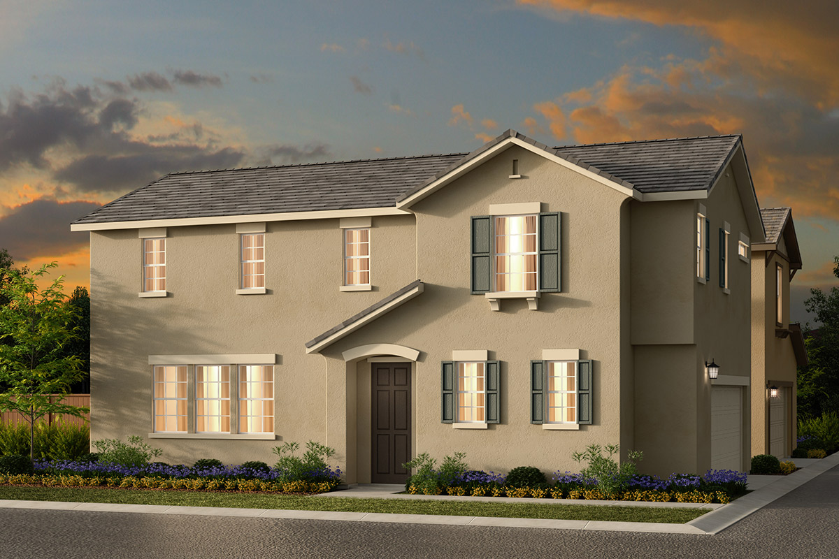 New Homes in Elk Grove, CA - Elevation D