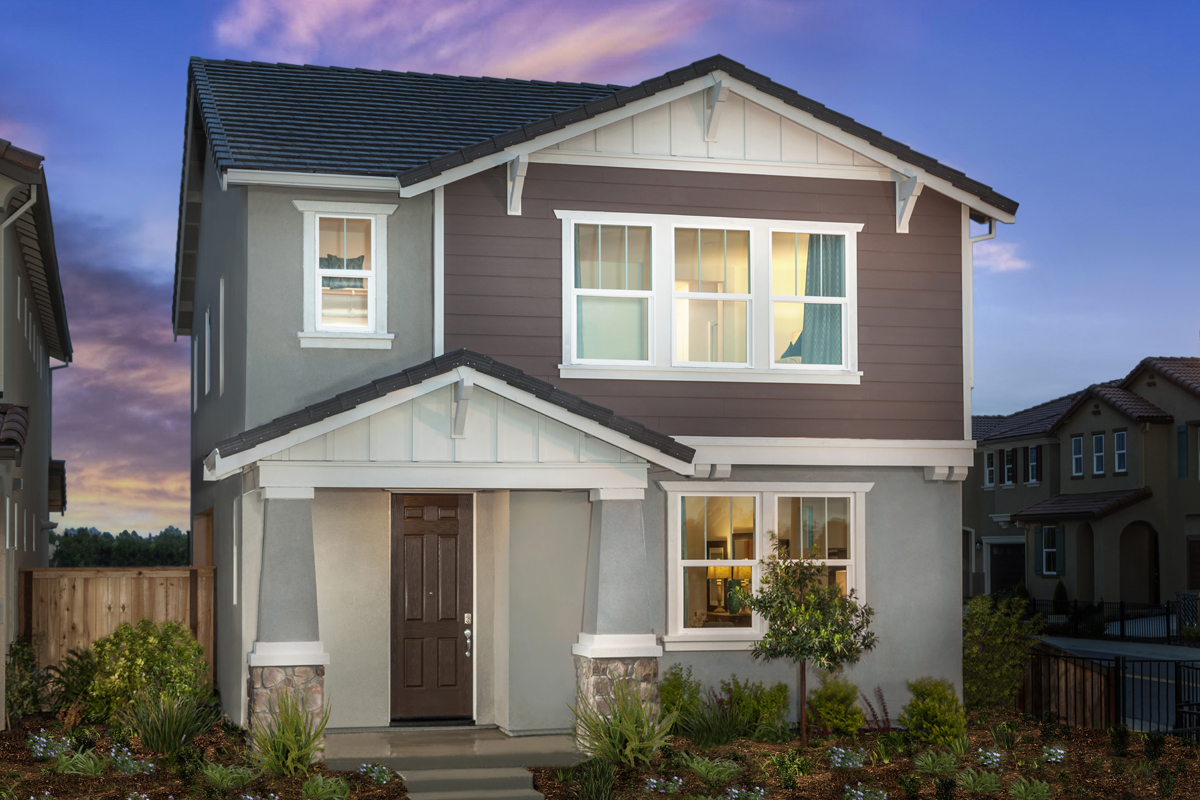 New Homes For Sale In Sacramento Ca Stonybrook At The