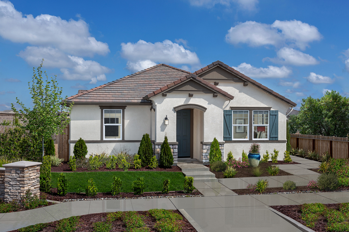 New Homes in Manteca, CA - Haven Cottages at Sundance Plan 1722