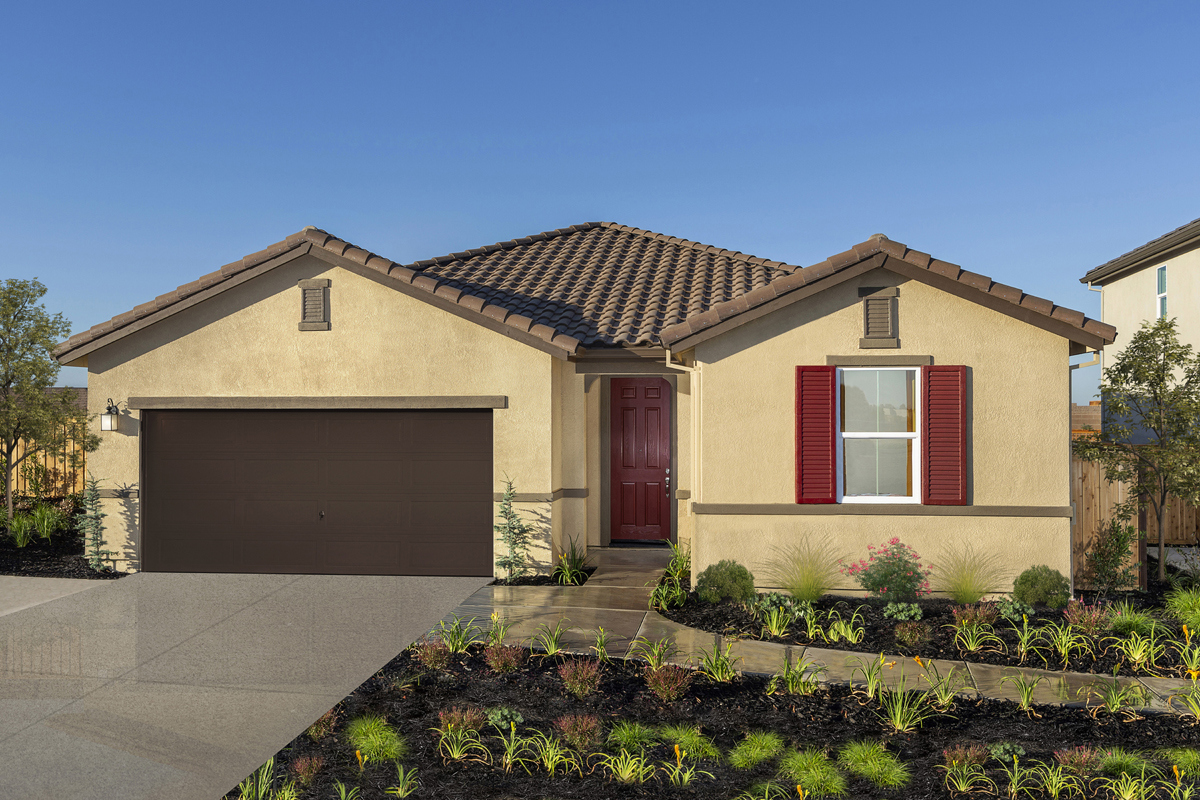 New Homes in Lincoln, CA - Plan 2188 Modeled
