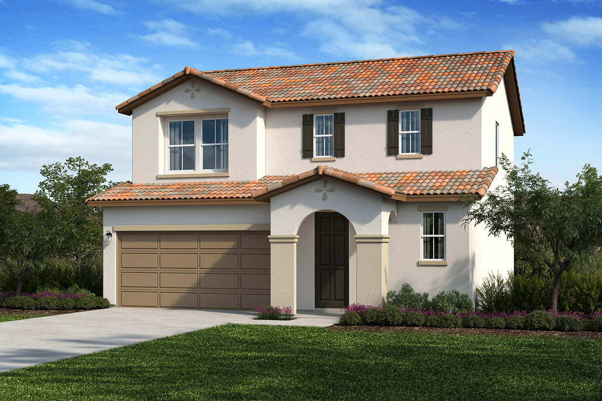 New Homes in Stockton, CA - Plan 1591
