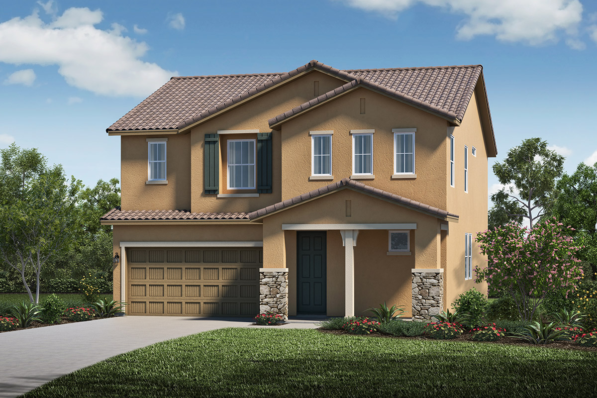 New Homes in Stockton, CA - Plan 2126 Modeled