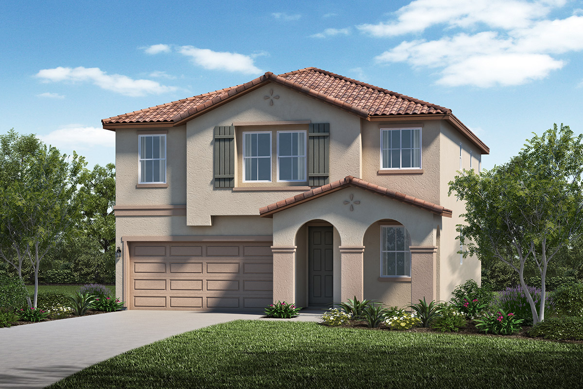 New Homes in Stockton, CA - Plan 2252 Modeled