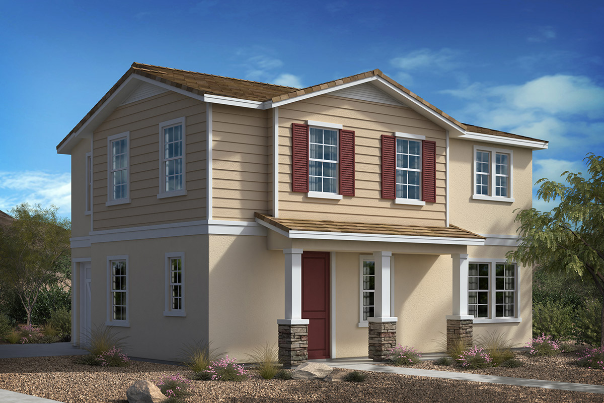 New KB quick-move-in homes available at Bear Peak in Valley Center, CA.  is one of many quick-move-in homes to choose from.