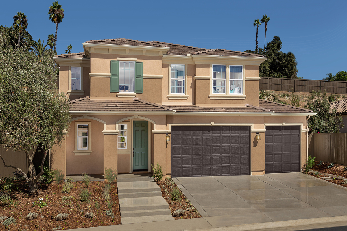 New Homes in Escondido, CA - Residence Three Modeled