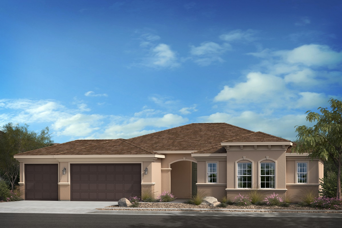 New Homes in Escondido, CA - Elevation B