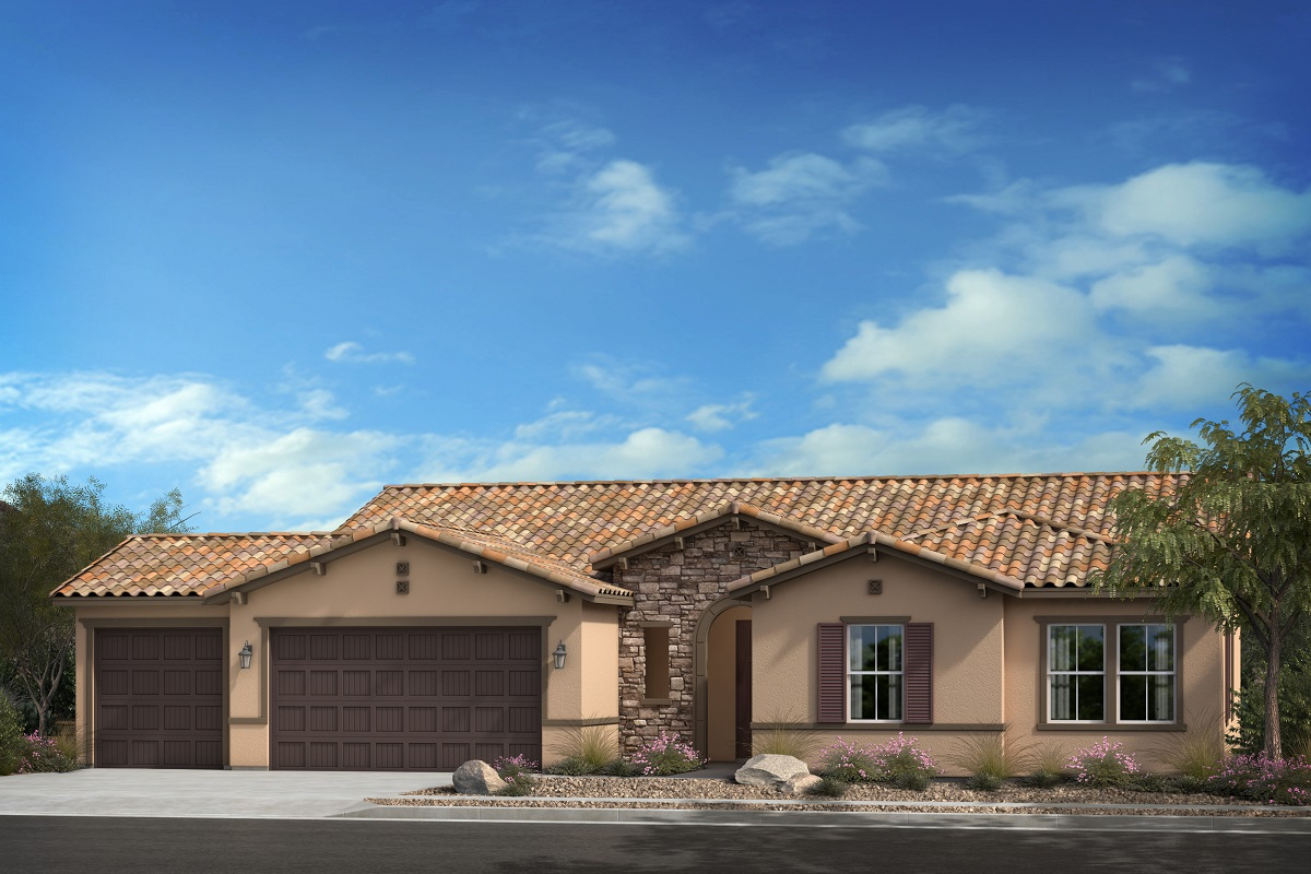 New Homes in Escondido, CA - Elevation C