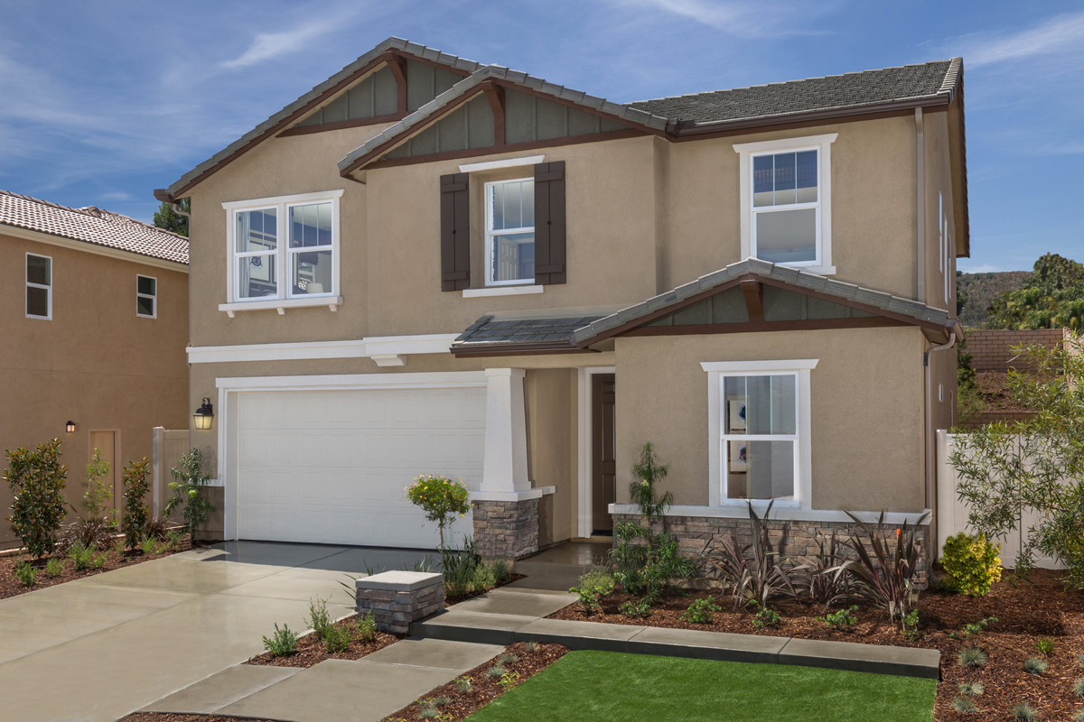 New Homes for Sale in Santee, CA - Prospect Fields
